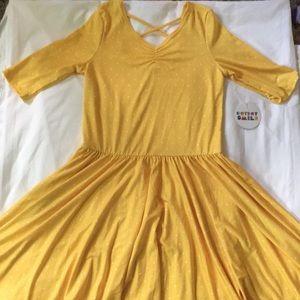 DDS Dresses - Girls twirl dress 8/10